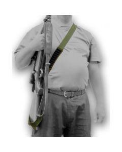 Drückjagd  Gewehrhalter, Gewehr Tragegurt für Jagdgewehre. mit Patronenhalter