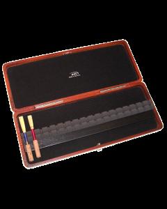 Reedcase for oboe 18 reeds, to insert
