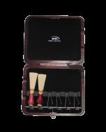 Bassoon Reed Case 6 reeds, steel spring mandrel