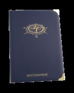 Kapitänsmappe Compass